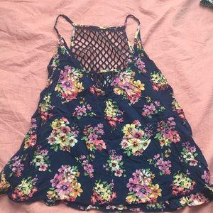 Aeropostale floral shirt